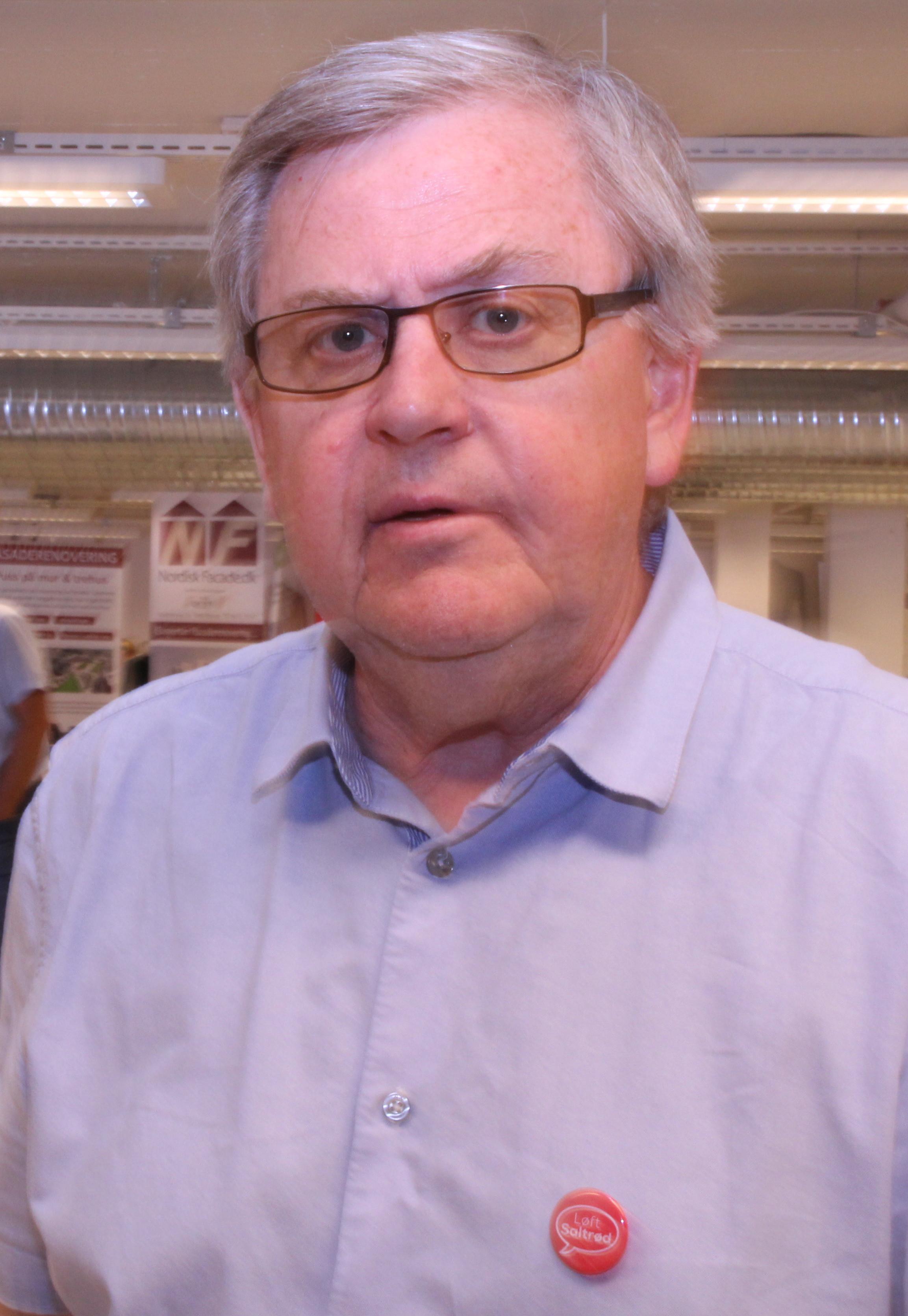 PRIMUS MOTOR: Prosjektleder for Vekst i Arendal øst, Trond G. Hansen. Arkivfoto