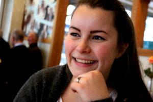 Bystyrerepresentant For Arbeiderpartiet I Arendal, Jelena Høegh-Omdal. Arkivfoto