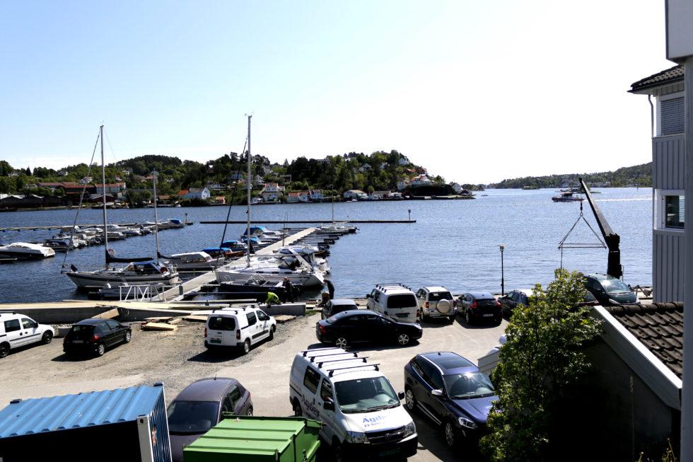 Her Vil Kommunen Tilby Bobilparkering