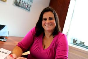 Nina Jentoft, Leder Kommuneplanutvalget For Arbeiderpartiet I Arendal. Arkivfoto