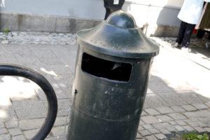 SØPPELPOLITI: Parkeringsbetjentene I Arendal Kommune Blir Kommunens Nye Søppelpoliti. Foto: Esben Holm Eskelund