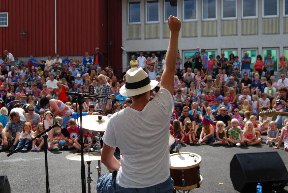 Canal Street: Barnas Egen Festival I Festivalen