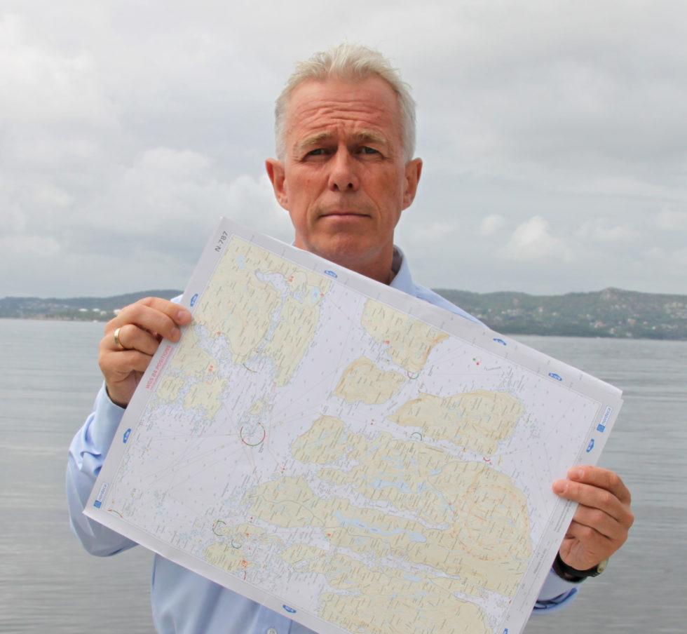 Mye Usikkerhet Om Sjøkart