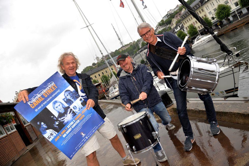 Canal Street Etterlyser Trommeslagere Til Trommeshow