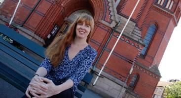 LEDER: Berit Bulien Jørgensen er prosjektleder for overdosestrategi i Arendal kommune. Foto: Grete Husebø