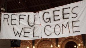 VELKOMMEN: Organisasjonen Som Jobber For At Flere Skal ønske Flyktninger Velkommen Er Blant Dem Som Får Integreringskroner. Illustrasjonsfoto