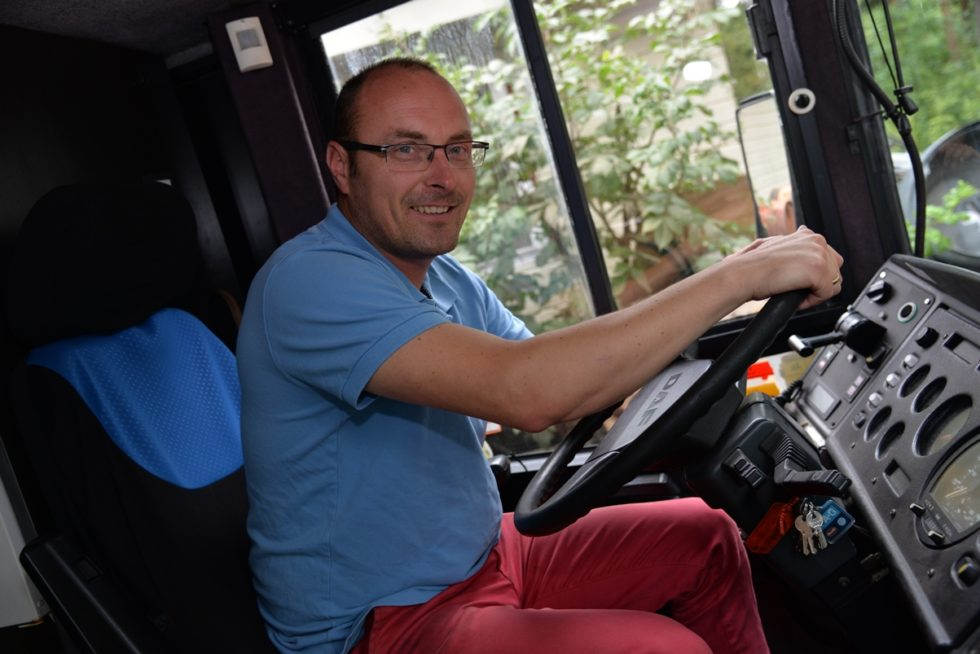 VALGT INN SOM INTERNASJONAL LEDER: Bussemannen Fra Tromøy