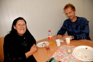 HAR MISTET MANGE: Liv Heidi Og Ragner Har Mistet Mange Venner I Overdose.