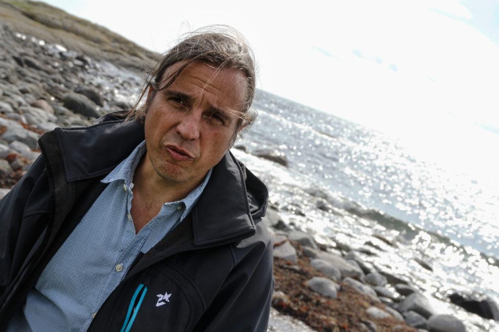 RAPPORT: Joan Fabres Er En Av Forskerne Som Nylig Har Publisert En Grid-rapport Om Marint Søppel.