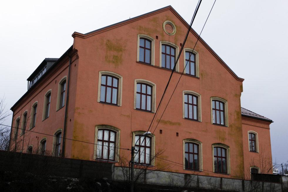 KULTURSKOLE: Kulturskolen I Arendal Holder Til I Lokalene Til Munkehaugen Kultursenter. Arkivfoto: Jarle N. Jørgensen.