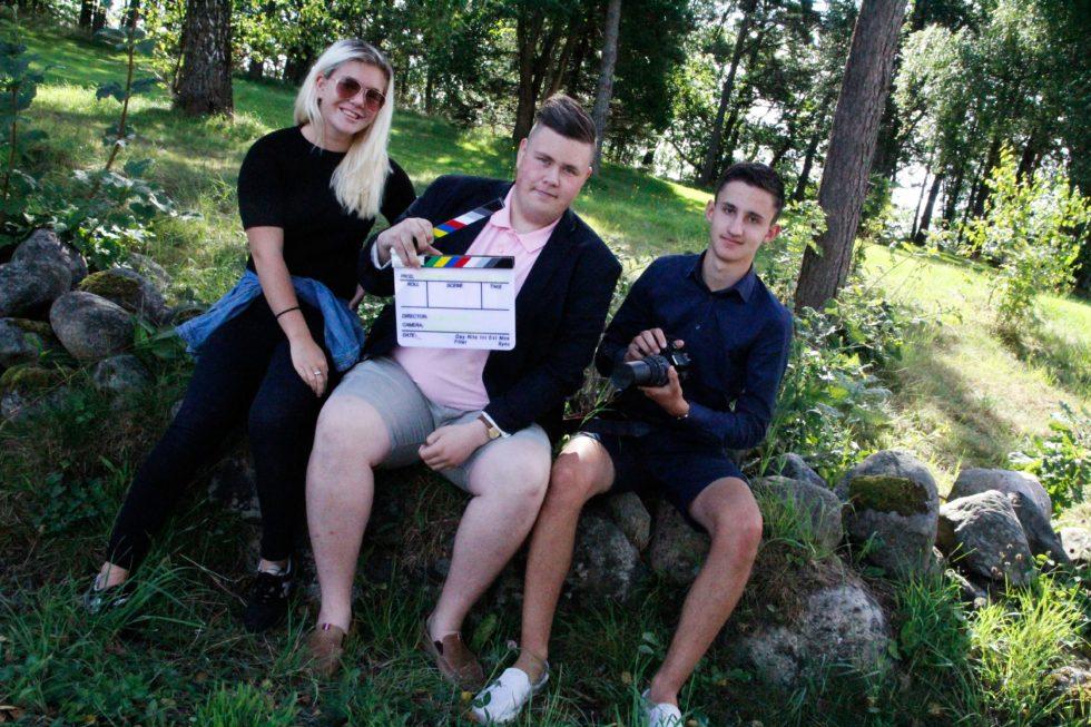 15-åring Fikk 15 000 Kroner Til å Lage Kortfilm