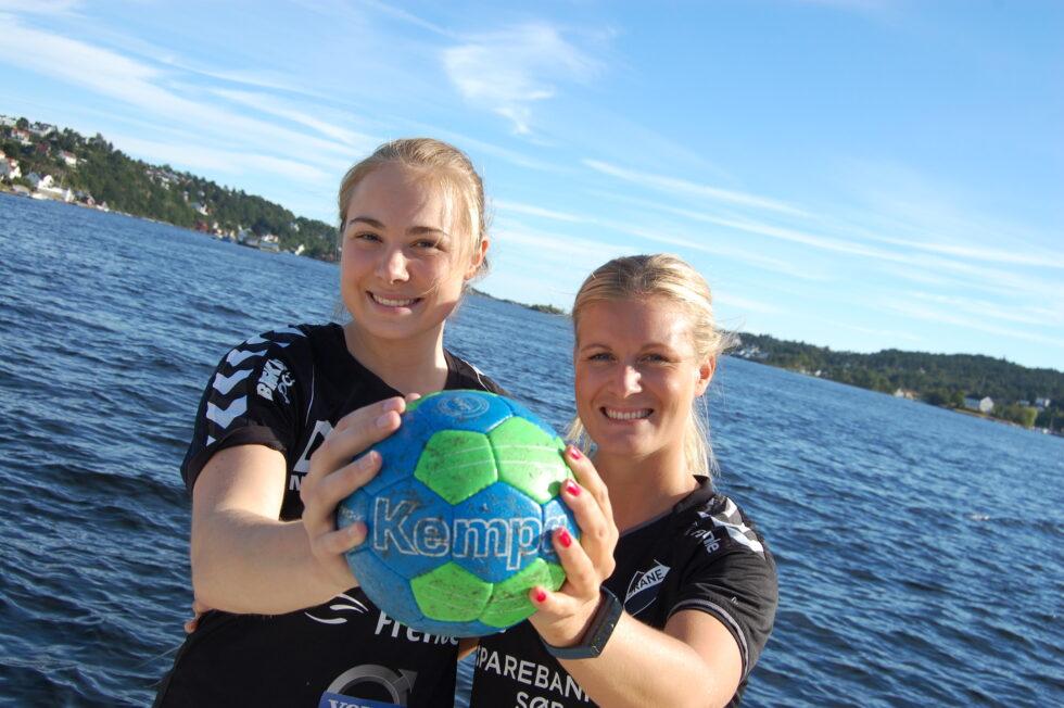 Håndball:  Vil Rykke Opp På Første Forsøk