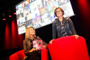 STOLTE: Markedssjef Elise Hannaas Og Daglig Leder Anne Rasmussen Er Svært Godt Fornøyde Med Høstens Kulturhusprogram. Foto: Grete Husebø