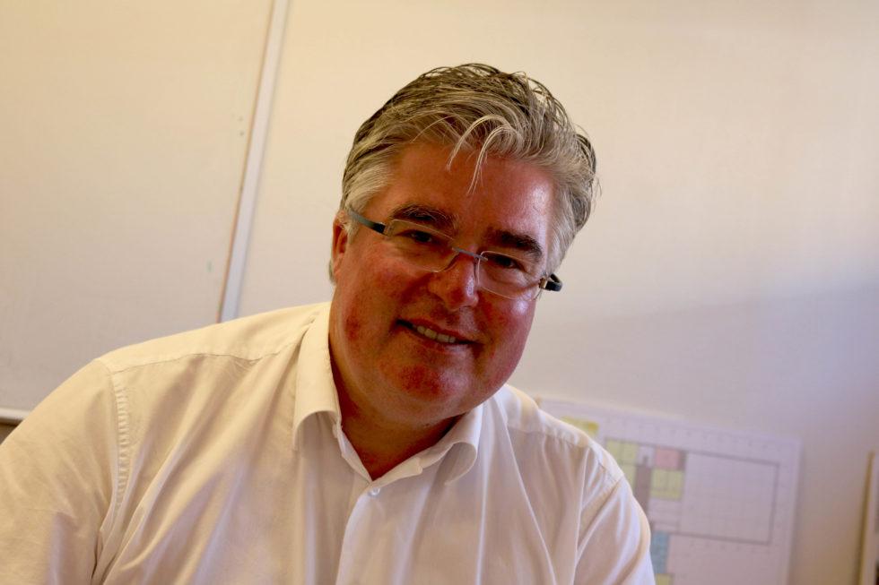 Geir Fredrik Sisener. Arkivfoto