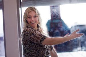 ENGASJERT: Kultursjef Linda Sætra Oppfordrer Folk Til å Komme Med Innspill Til Kulturplanen Som Nå Er Ute På Høring. Arkivfoto.