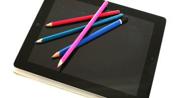 DIGITALT LØFT: Rådmannen i Arendal anbefaler å gi et skikkelig dataløft i grunnskolen. Illustrasjonsfoto