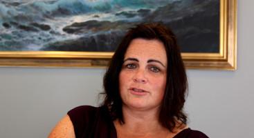 Nina Jentoft, Arbeiderpartiet. Foto: Esben Holm Eskelund