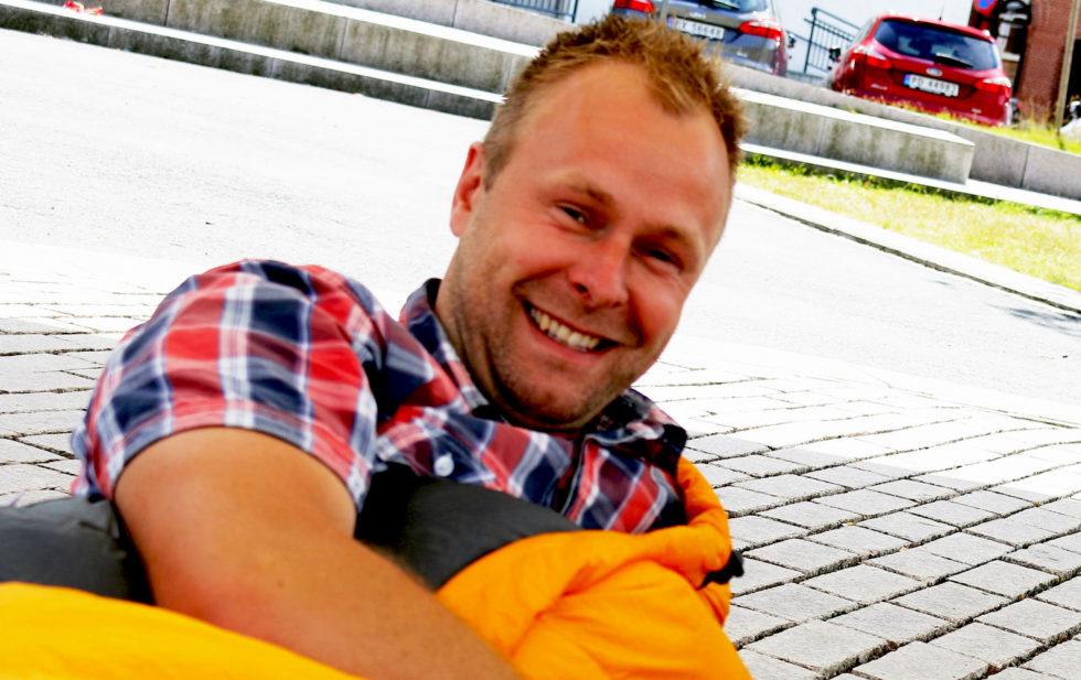 RING-RING: Ole Glenn Tvermyr (Krf) Spør Ordføreren Om Mobildekning I Havstad-tunnelen. Arkivfoto