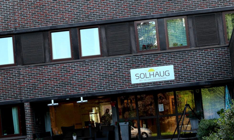 NEDLEGGELSE: Solhaug Bo- Og Omsorgssenter Står I Fare For å Bli Vedtatt Nedlagt I Bystyret 19.desember. Arkivfoto