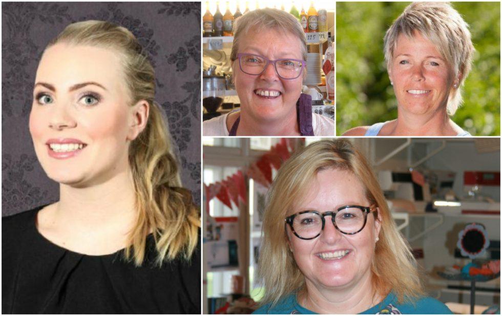Presenterer Sørlandskvinner Med Suksess