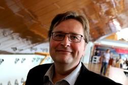 LEDER VIDERE: Torbjørn Nilsen (Frp) blir første leder i Arendal og Froland Forliksråd etter sammenslåingen som nå kommer. Han har tidligere leder Arendal Forliksråd. Foto: Esben Holm Eskelund
