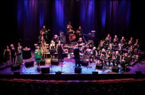 "Arendal Big Band ""Motown"" I Arendal Kulturhus, Lørdag Kveld."