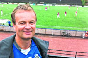 Sportslig Leder I Arendal Fotball Geir Fone.