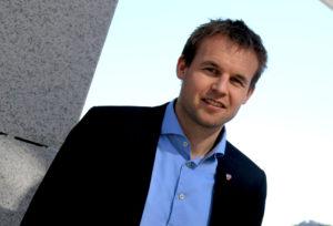 VIL HA NY PERIODE: Kjell Ingolf Ropstad Er Krfs Førstekandidat Arkivfoto: Esben Holm Eskelund