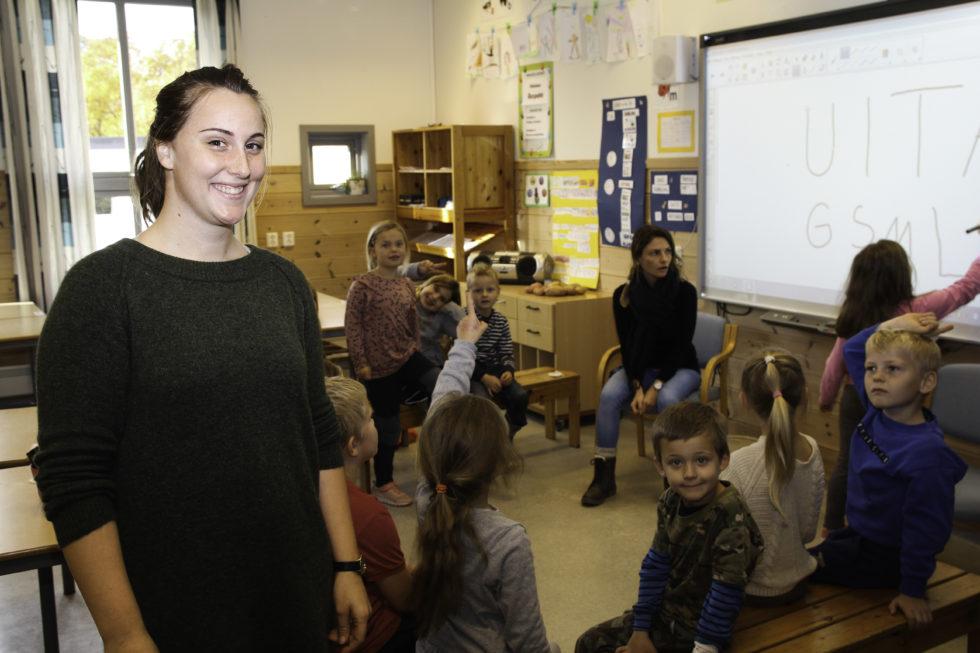 Sjekker Om Dobbelt Opp Med Lærere Gir Dobbel Læring
