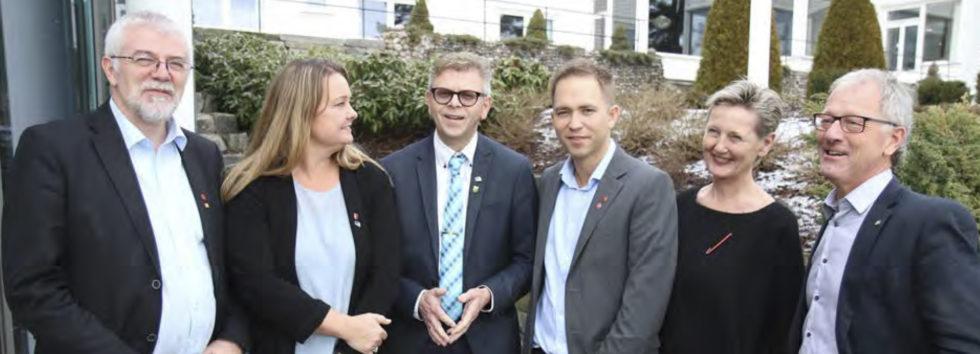 REGIONREFORMEN: – Kristiansand Får Politikerne, Arendal Får Staten