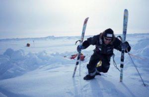 POLFARER: Jakt Og Friluft ønsker Velkommen Til Foredrag Med Børge Ousland. Foto: Børge Ousland