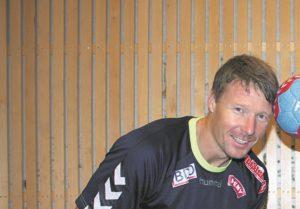 Johnny Jensen Leder ØIF Til Onsdag.