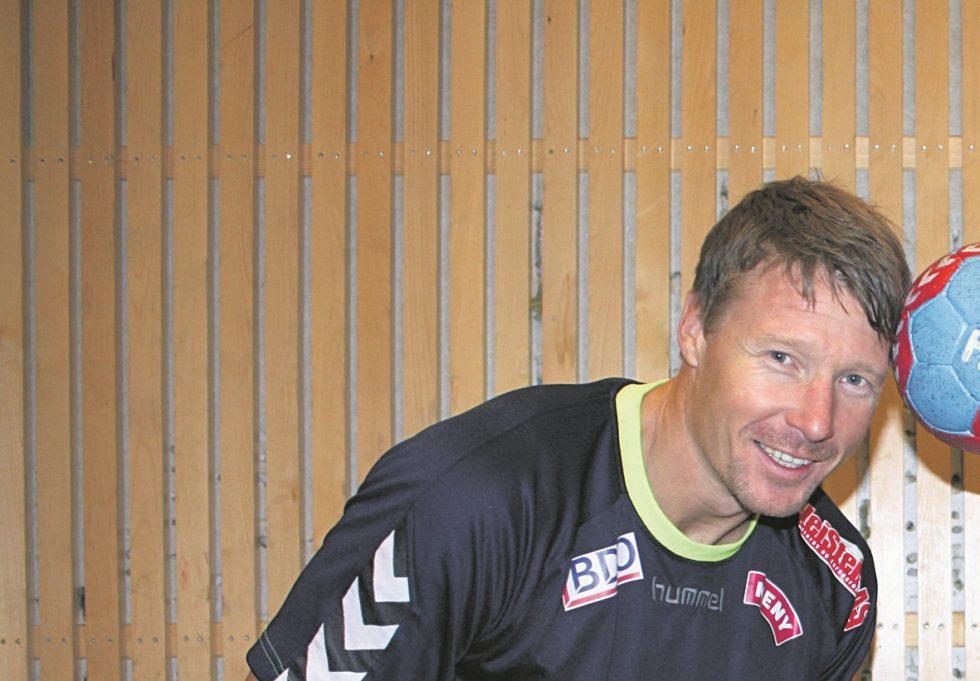 «Der Handball-Gott» Skal Hjelpe Kurtovic