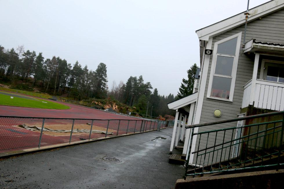 NASJONAL STANDARD: Bystyret I Arendal Har Vedtatt å Søke Om Status Som Regionalt Friidrettsanlegg På Lunderød. Foto: Esben Holm Eskelund