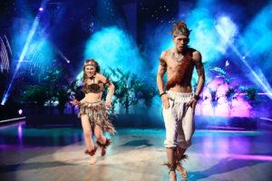 SHOWDANS: Raylee Fikk Gode Tilbakemeldinger På Sin Dyriske Showdans. Foto: TV2