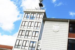 SJØMANNSSKOLEN: Det Kommunale Aksjeselskapet Som Eier Den Gamle Sjømannsskolen I Arendal Har Byttet Navn Til Fløybyen AS. Arkivfoto: Esben Holm Eskelund
