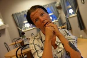 UFORSTÅENDE: Anina Lauritsen Stiller Seg Uforstående Til Beskyldninger Om Underslag. Foto: Linda Dyrholm