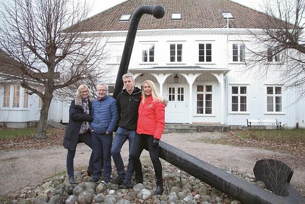 Industri På Pusnes Er Historie: Fra Pusnes Gaard Til MacGregor I Barbu
