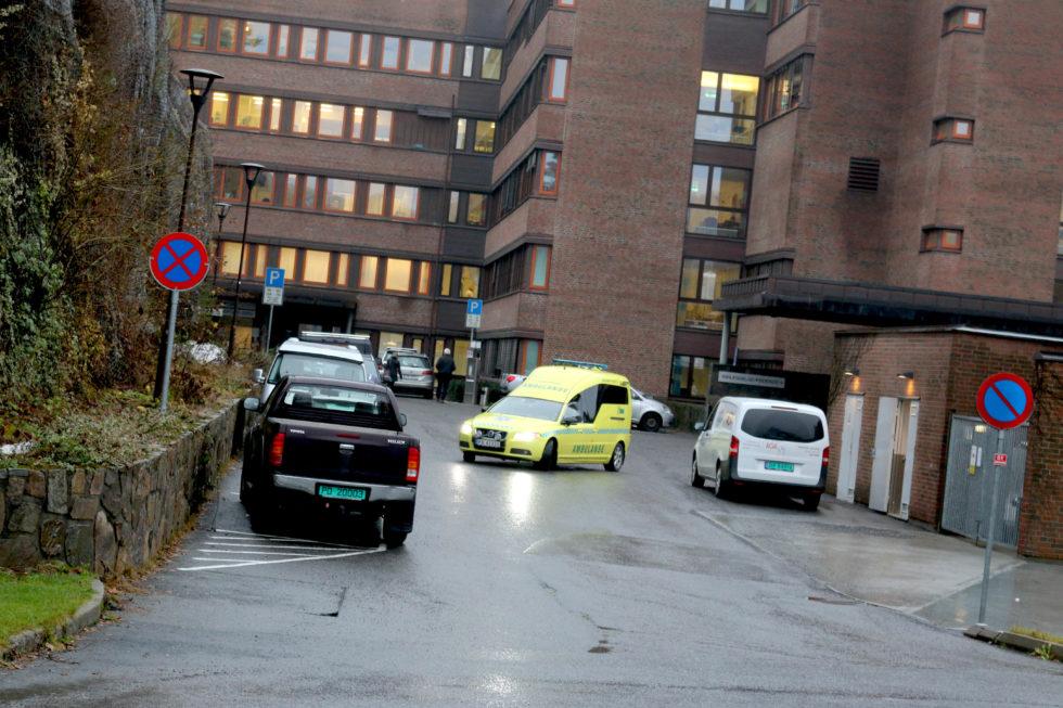 Utreder Flytting Av Barneakutten Til Kristiansand
