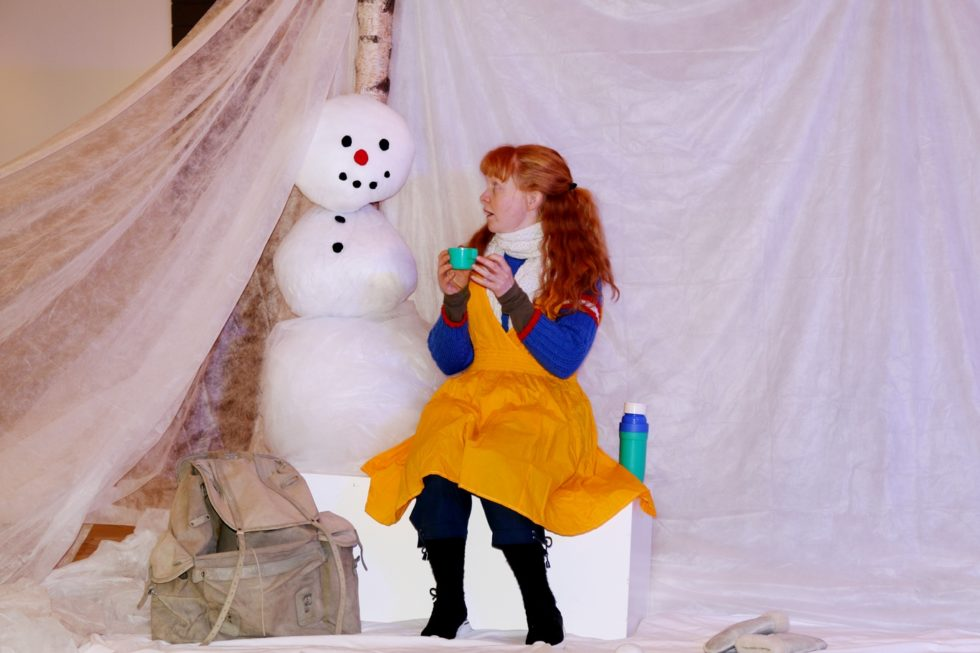 Vinterlig Magi For Små Og Store