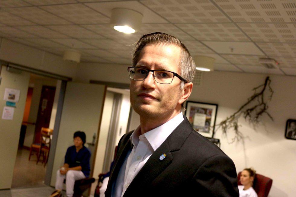 Ordfører Innrømmer Feil I Hove-saken