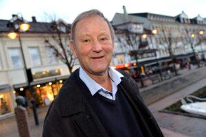 SKIPSINGENIØR: Nils Gunnar Gundersen Er Født Og Oppvokst I Arendal, Men Har Bodd På Vestlandet I 45 år. Foto: Linda Dyrholm