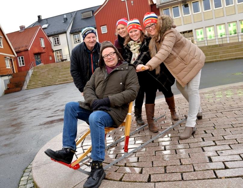 Vinterfestival Uten Et Snøfnugg