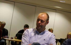 VARM I TOPPEN: Krfs Ole Glenn Tvermyr Reagerer Kraftig På Utspillene Som Har Kommet Om å Gjøre Store Endringer I Vedtatte Planer For E18. Foto: Esben Holm Eskelund