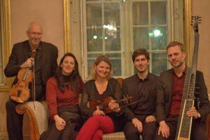 NYHET: Musikken Venner Byr På Musikalske Nyheter Med Det Nystartede Ensemblet  Circles Barokkband. Pressefoto