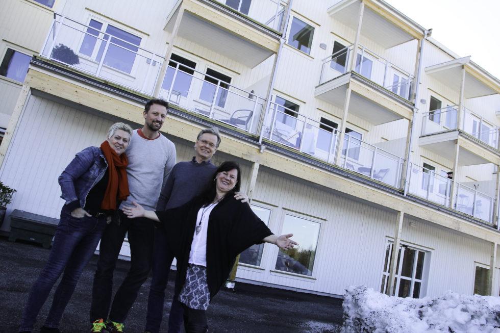 Satser Som Sosial Base For Eldre I Arendal