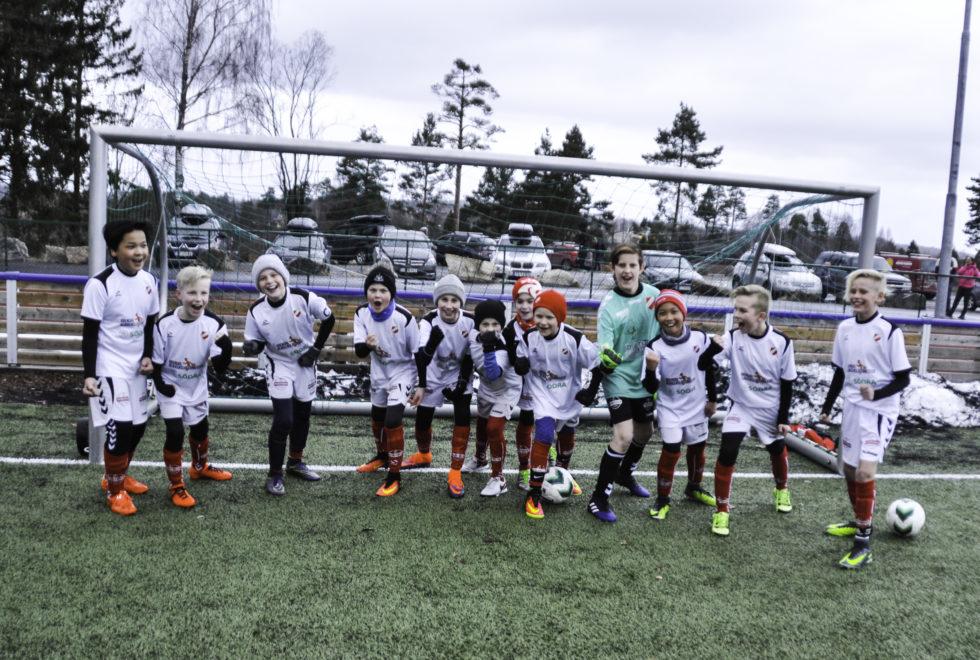 Sørfjell:  2005-laget Satser På Gull