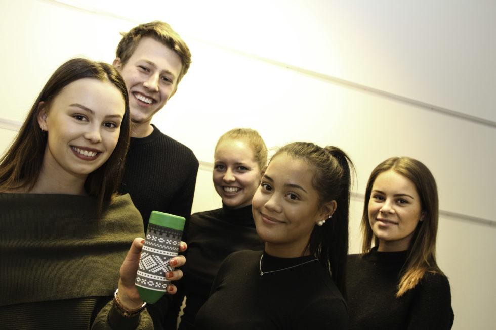 Ungdomsbedrift:  Vil Revolusjonere Kaffe- Og Kakaomarkedet