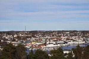 Utsikt Mot Byen2