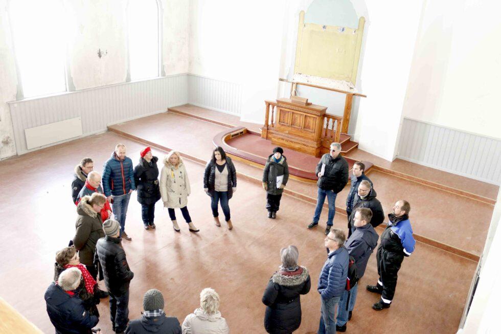 Metodistkirken: I Villrede Om Hva De Skal Mene